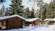 Великден в Боровец! Нощувка в самостоятелна вила с капацитет до 4 души, със или без сауна + БОНУС, от Вилно селище Ягода 3*