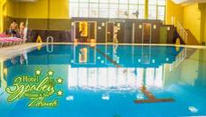 СПА релакс във Велинград! Нощувка със закуска (Делничен пакет) + СПА, вътрешен басейн и Бонус, от Хотел Здравец Wellness &Spa 4*