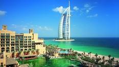 Самолетна екскурзия до Дубай