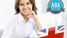 Избери ABA English! Онлайн английски език с платинен достъп - 3, 6 или 12 месечен курс от 24лв