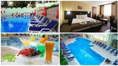 Делнична СПА почивка във Велинград до средата на Септември! 3 или 4 нощувки със закуски и вечери + СПА и Бонус, от Хотел Здравец Wellness &Spa 4*