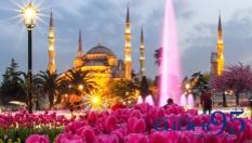 Екскурзия до Истанбул за Фестивала на лалето! 2 нощувки със закуски в хотел 3* + автобусен транспорт и посещение на Одрин, от Шанс 95 Травел