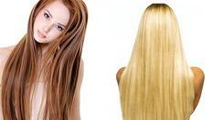 Възстановяваща кератинова терапия за коса с преса само за 9.90лв! Здрава и красива коса от Студио за красота Velesa