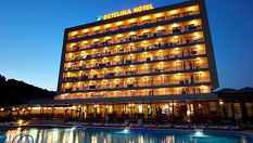 Златни пясъци, Хотел Детелина