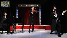 """Филип Аврамов и Албена Михова в """"Ритъм енд блус 2""""на 17 Ноември от 19:00ч. в Малък градски театър """"Зад канала""""- за 10лв"""