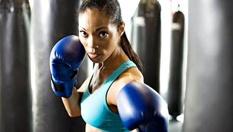 Влез във форма! Месечна карта по бокс и кикбокс за жени /по избор/ от 15лв, от Спортен клуб Бастет