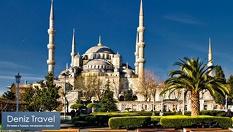 """145 лв. на човек за Екскурзия до Истанбул, 2 нощувки със закуски в хотел 3* + транспорт + посещение на Принцови острови и Одрин, от Туроператорската агенция """"Дениз Травел"""""""