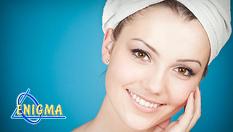 Дълбоко почистване на лице в 10 стъпки, нанотехнология за почистване и дезинкрустация на лице - за 29.90лв, вместо за 80лв. от Верига Дерматокозметични центрове ЕНИГМА