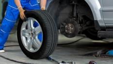 Смяна на 2 или 4 броя гуми