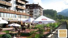 50 лв. на човек за 1 нощувка на база AILight + СПА в Банско, от Хотел МПМ Спорт****