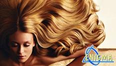 """Ботокс за коса с хиалуронова киселина, сешоар и стайлинг само за 29.90 лв, вместо 60 лв. от Верига Дерматокозметични центрове """"ЕНИГМА"""""""