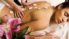 """Класически, арома или лечебен масаж по избор само за 10.90 лв. от Салон за красота """"Бахами"""""""