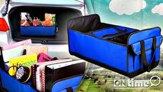 Органайзер за багажник с хладилно отделение EZ Trunk Organizer само за 18 лв, вместо за 39 лв. от ОНТАЙМ.БГ