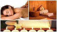 СПА пакет - финландска сауна и релаксиращ масаж на цяло тяло - за 19.90лв, от Център за красота и здраве Beauty &Relax