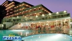 All Inclusive нощувка + СПА с отопляем вътрешен басейн до края на Април само за 35лв, от хотел Плиска***, к.к. Златни Пясъци