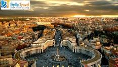 Предколеден шопинг в РИМ! 675 лв. за 4 дни в Италия, с включени самолетни билети от Белла Травел