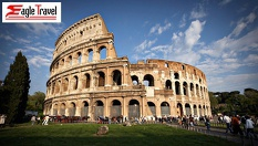 Сити тур Рим + 2 Пешеходни Обиколки! 429 лв. за 3 нощувки със закуски + самолетен транспорт от Eagle Travel