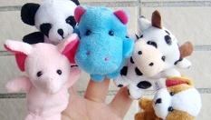 Нова радост за Вашите деца - 10 броя кукли пръстчета за весели игри само за 12.90 лв. от Fashion Gift