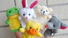 Коледен подарък за вашите деца - 10 броя кукли пръстчета за весели игри само за 12.90лв, от Fashion Gift