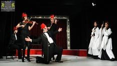 """Филип Аврамов и Албена Михова в """"Ритъм енд блус 2""""на 1 Февруари от 19:00ч. в Малък градски театър """"Зад канала""""- за 10лв"""