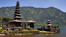 Нова година на Бали