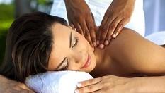 Комбинирана терапия масаж за него или за нея само за 27.90 лв. от Salon &SPA Diamond