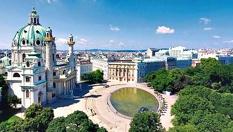 """99лв на човек за 4-дневна екскурзия до Виена от 20 до 23 Ноември, с включена 1 нощувка със закуска и транспорт, от Бюро за туризъм и приключения """"Пълдин"""""""