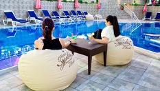 Last Minute СПА почивка във Велинград! Нощувка със закуска и вечеря + СПА и минерални басейни, от Хотел Здравец Wellness &Spa 4*