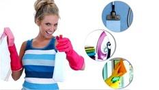 Цялостно почистване на апартамент, офис, къща или етаж от къща от 50 до 140 кв.м. за цяла България само за 60 лв. от ЛАГРИМА КЛИЙН