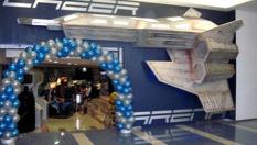 Детски Рожден Ден в Лазер Арена - Happy Land! 2 часа забавления и осигурено меню по избор за 10 деца