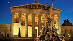 Прага, Виена, Будапеща