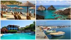 Море в Гърция, Халкидики