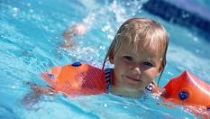 Плуване за деца над 5 години! 1 или 4 урока на цена от 5.99лв, от Спортен клуб Арес-М