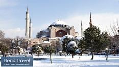 Коледа в Истанбул