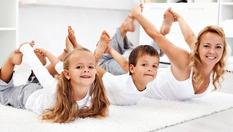 Интегрална Йога за възрастни или деца - 1 или 8 посещения от 3.50лв, от BMST- Европа
