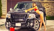 Комплексно VIP почистване на автомобил, мини ван + полиране на фарове и стопове (по избор) + ПОДАРЪК: 1 л. наливна течност за чистачки от 8.50лв, от Автомивка в Бензиностанция ЕКО