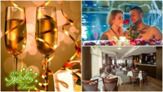 Нова година във Велинград! 3 или 4 нощувки със закуски и вечери /едната Празнична с музикално-артистична програма/ + Брънч, СПА и басейн, от Хотел Здравец Wellness &Spa 4*