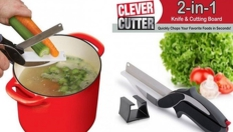 Кухненска ножица Clever Cutter