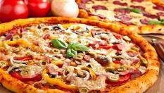 Вкусна италианска пица Капричоза /33 см/ - за 3.85лв, от Ресторант Pomodoro