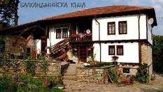 с.Живко, Балканджийска къща