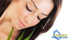 Почистване на лице + масаж, дълбока хидратация с кислород и витаминен коктейл за 29.90лв, от Веригата Дерматокозметични центрове Енигма