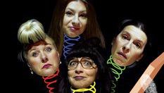 """Гледайте постановката """"Приятелки мои""""на 13 Ноември от 19:00 часа само за 10лв, от Малък градски театър """"Зад канала"""""""