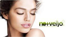 Почистване на лице с ултразвук + нанасяне на маска, флуид или рол-он за лице - за 25лв, от No+Vello - Мол София