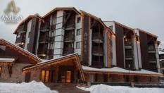 Луксозна СПА почивка в Банско през зимата! Нощувка със закуска и вечеря + вътрешен басейн и СПА, от Хотел Амира 5*
