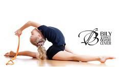 2 или 4 посещения на художествена гимнастика за деца от 6.99лв, от BilyDance&SportCenter