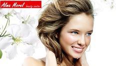 Почистване на лице с медицинска козметика ALCINA + кислороден пилинг само за 11.90лв, от Студио Alma Morel