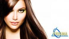 Боядисване със СПА боя + Hair Тermal SPA терапия за коса само за 29.90лв, вместо за 80лв от Верига Дерматокозметични центрове ЕНИГМА