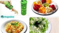 Уред за приготвяне и декорация на салати и гарнитури - за 7.90лв, от Magazinabg.com
