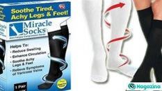 Еластични компресионни чорапи Magic Socks против разширени вени - за 5.90лв, от Magazinabg.com