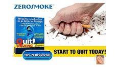 Иновативна технология за отказване от пушене - ZeroSmoke само за 9.90лв, от Magazinabg.com